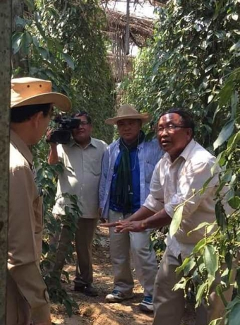 Visit of H.E. Minister of Agriculture, Forestry and Fisheries (MAFF)