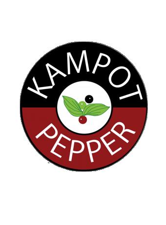 A Logo of Kampot Pepper